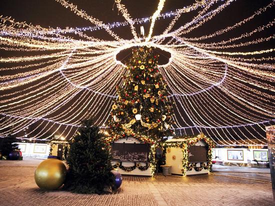 Новогодний корпоратив в Москве закончился поножовщиной