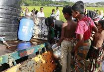 Мировая катастрофа связана с голодом и вооружёнными конфликтами в некоторых странах