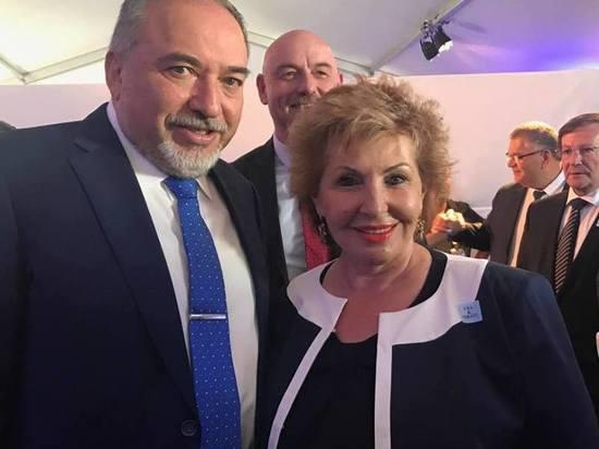 Новогоднее поздравление Софы Ландвер  репатриантам и всем гражданам Израиля