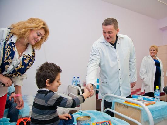 Волгоградская больница №7 станет современным медицинским центром