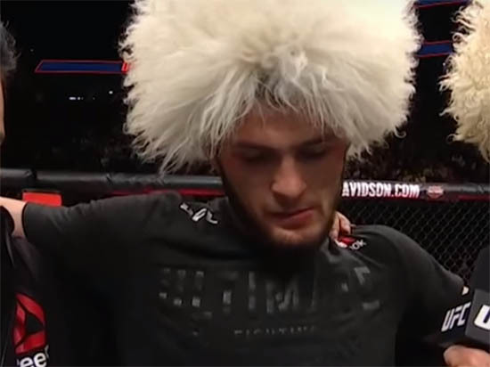 Нурмагомедов резко ответил чемпиону UFC Макгрегору, обозвавшему его дерьмом
