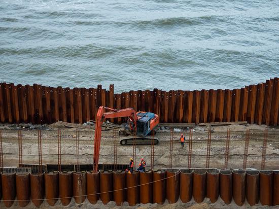 Сначала променад, потом — пляж: почему в Светлогорске исчезает побережье