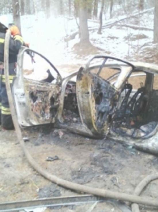 Четыре человека пострадали и один погиб в ДТП на калужской трассе
