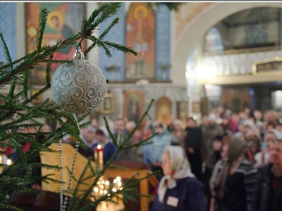 Рождественские службы пройдут во всех православных храмах Оренбуржья