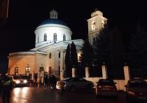 В кафедральном соборе Николы Белого по случаю празднования Рождества Христова прошло торжественное богослужение