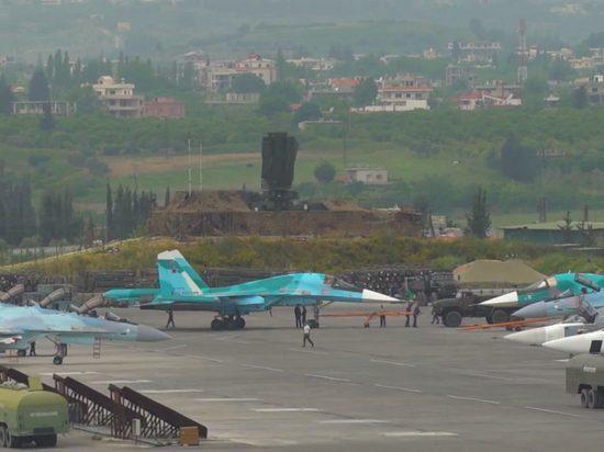 СМИ сообщили о новой атаке боевиков на базу Хмеймим