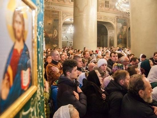 В православных храмах Тамбова прошли рождественские службы