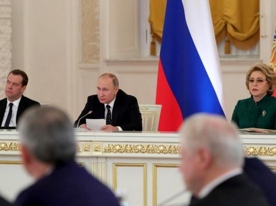 Владимир Путин назвал Чувашию одним из регионов-лидеров