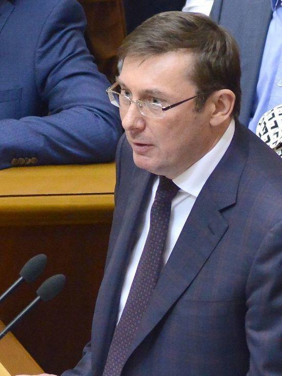 Луценко попадет в тюрьму