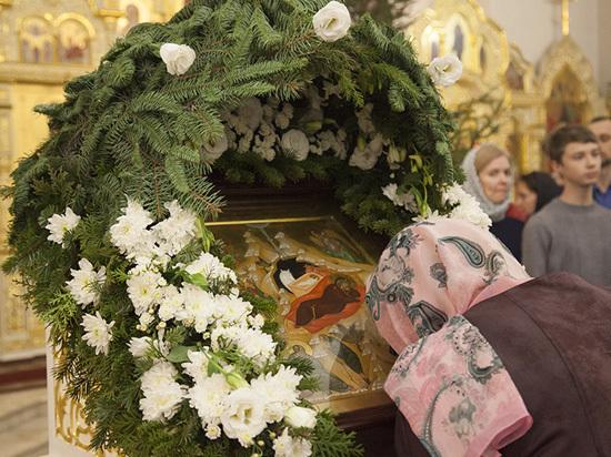 Как Саратов встретил Рождество Христово