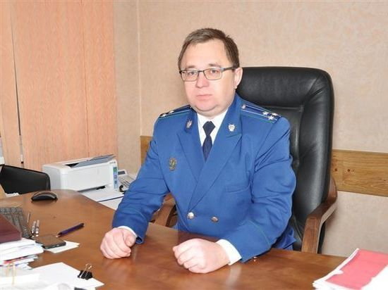 Первый заместитель прокурора Алтайского края подвел итоги года