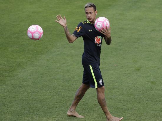 Неймар возглавил рейтинг самых дорогих футболистов, Роналду - 49-й