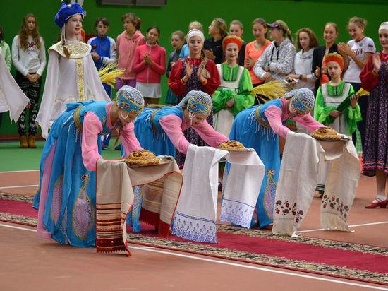 В Рязанской области открылся юношеский этап Международного турнира по теннису
