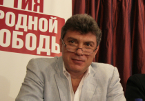 Вашингтонский горсовет: Бориса Немцова увековечили у посольства России в США