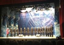 Концертный зал Дворца культуры «Россия» полон до отказа