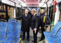 Визит Путина в Тверь обставили по небывалому сценарию