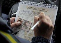 В Омской области лишили водительских прав более шести тысяч человек