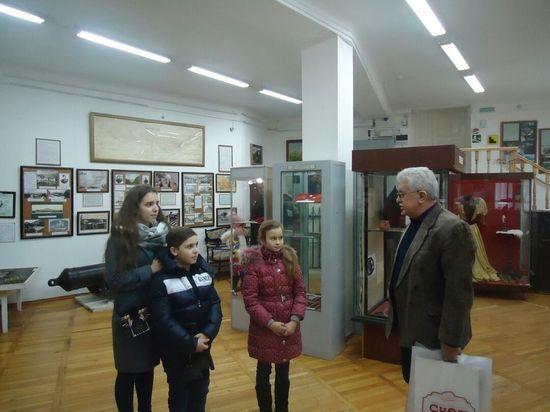 В Пятигорском краеведческом музее подготовили особую программу для детей сотрудников Росгвардии