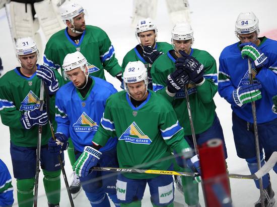 Хамитов: «Не чувствуя твёрдой руки, хоккеист начинает осматриваться по сторонам»