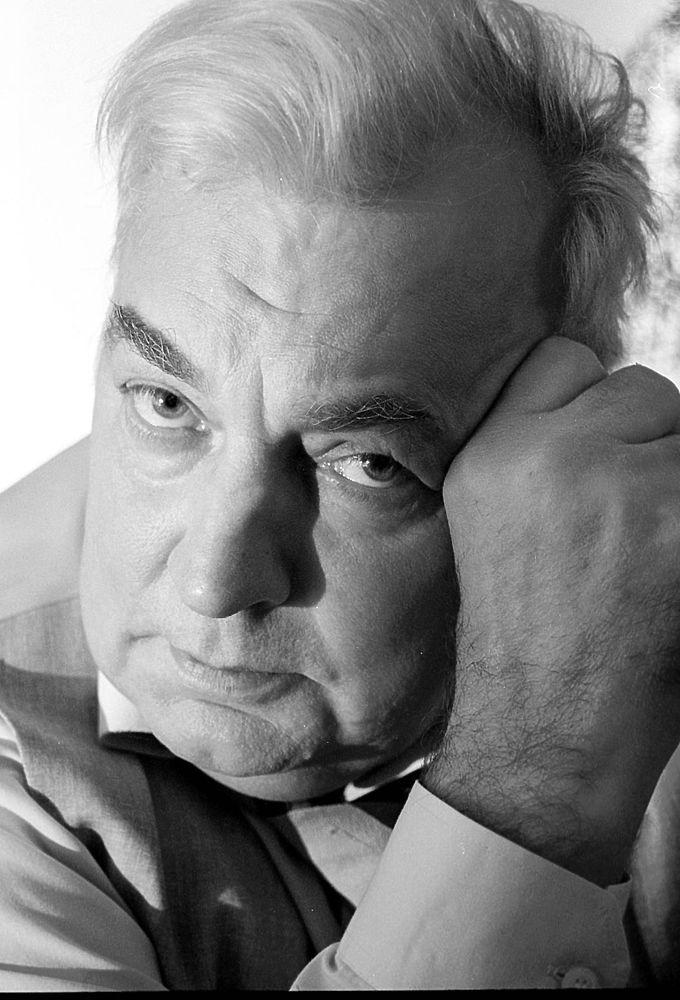 Скончался Михаил Державин: путь актера в фотографиях