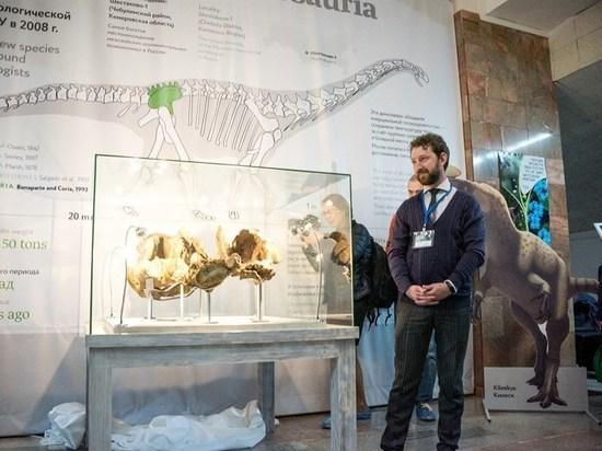 Этот зверь обитал на Земле 120 миллионов лет назад