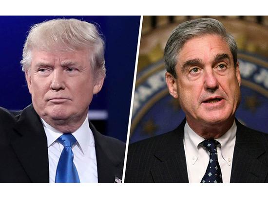Спецпрокурор Мюллер хочет получить показания Дональда Трампа