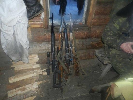 В Туве официально зарегистрировано около 10 тысяч охотников