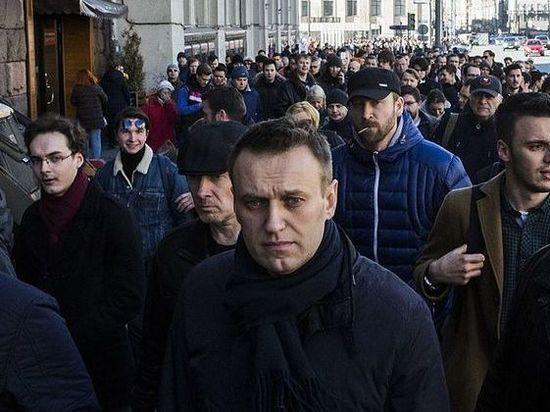 «Единая Россия» обругала Навального, обидевшись на критику в адрес Путина