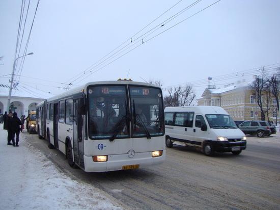 Олег Болоховец: наша задача - сделать муниципальный транспорт безубыточным
