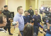 Навальный сделал харакири, написав про