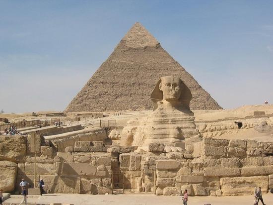 Пирамида хеопса и секс