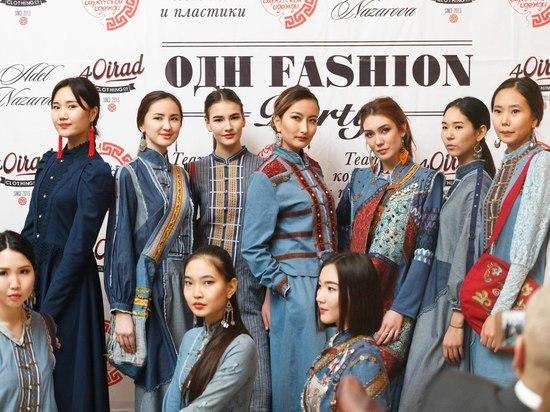В Калмыкии появится праздник «День национального костюма»