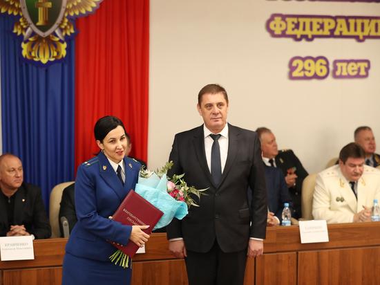 Прокуроры Волгоградской области подвели итоги 2017 года