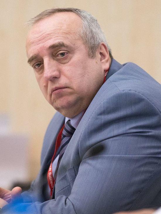 Клинцевич рассказал испугавшемуся российских бомб генералу Украины, как казаться умнее