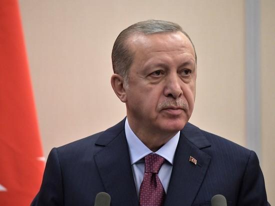 Эрдоган пригрозил уничтожить