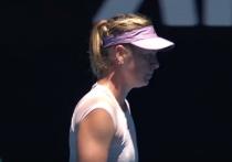 Шарапова с победы стартовала на Australian Open
