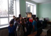 Алтайский технический университет проводит инженерные практикумы для школьников
