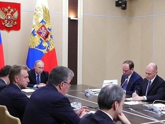 Министры поразили Путина статистикой поездок в Чечню