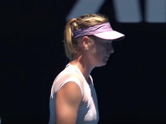 Российская теннисистка вышла во второй круг