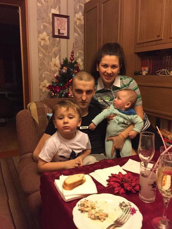 Бывший спецназовец-инвалид мечтает встать на ноги ради своей семьи