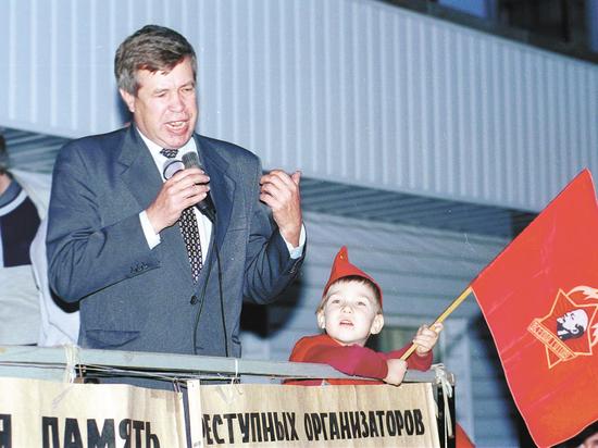 Смерть Виктора Анпилова побудила Удальцова назвать его «Че Геварой»