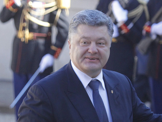 Порошенко боится, что Россия уничтожит украинское государство