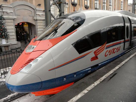 В праздники москвичи чаще всего ездили на поезде в Петербург