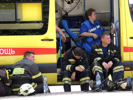 Cпасительное одеяло: как эвакуировали детей на пожаре в Новогиреево