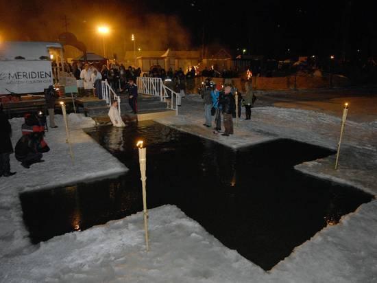 Праздник Крещения Господня: «Святая вода как уран или плутоний»