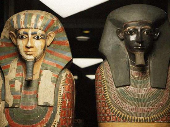 Две египетские мумии, обнаруженные столетие назад, оказались братьями по матери