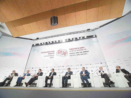 Гайдаровский форум оказался и не либеральным, и не экономическим