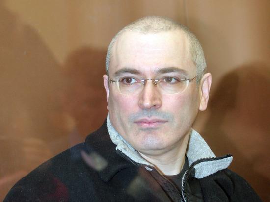 ЦИК обвинил просившего не регистрировать Путина Ходорковского в злоупотреблении правом