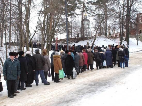 Крещение пожилого человека на дому дом-интернат для престарелых и инвалидов в москве