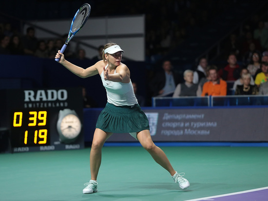 Шарапова победила Севастову и вышла в третий круг Australian Open